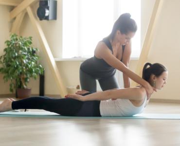 Cours de Yoga particulier